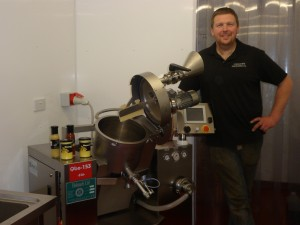 Adam Palmer and Yorkshire Rapeseed Oil's RoboQbo