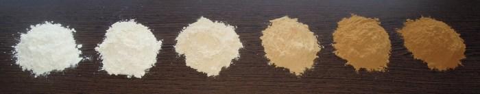 REVTECH - flour - 220°C - roasting range